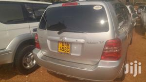 Toyota Kluger 2002 Silver | Cars for sale in Central Region, Kampala