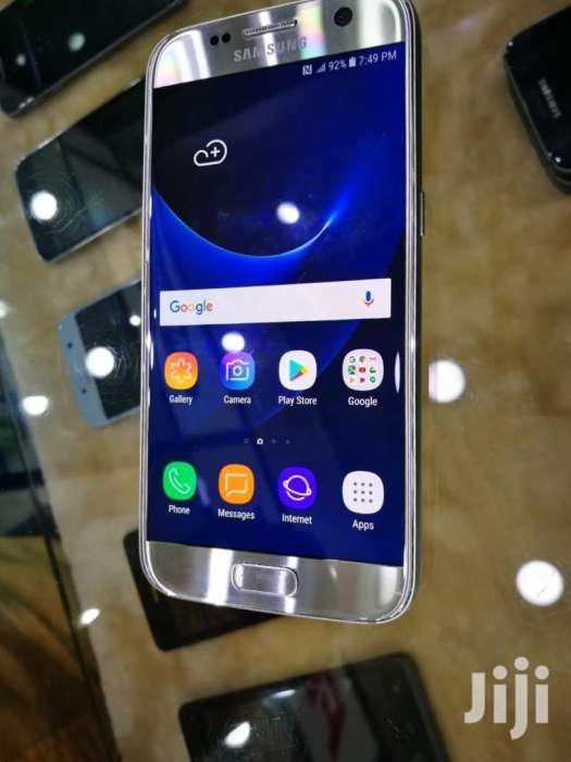 New Samsung Galaxy S7 32 GB Silver | Mobile Phones for sale in Kampala, Central Region, Uganda