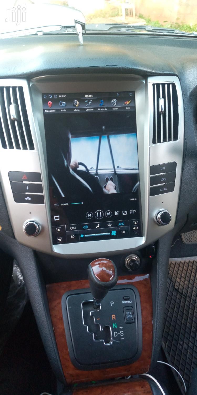 Harrier Kawundo Tesla Radio