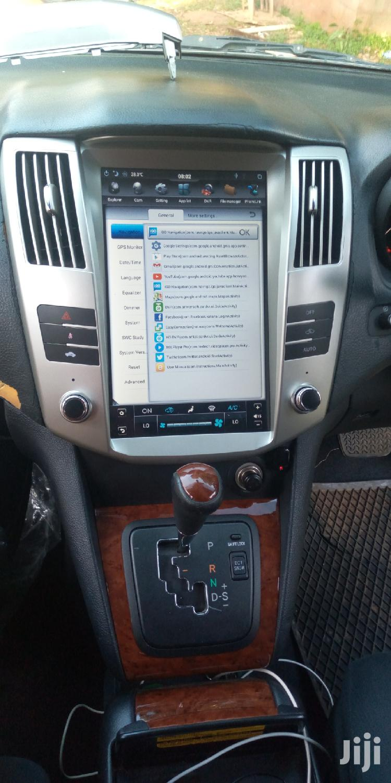 Harrier Kawundo Tesla Radio | Vehicle Parts & Accessories for sale in Kampala, Central Region, Uganda