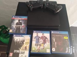 Ps4 Slim With 3 Games 2 Pads | Video Game Consoles for sale in Central Region, Kampala