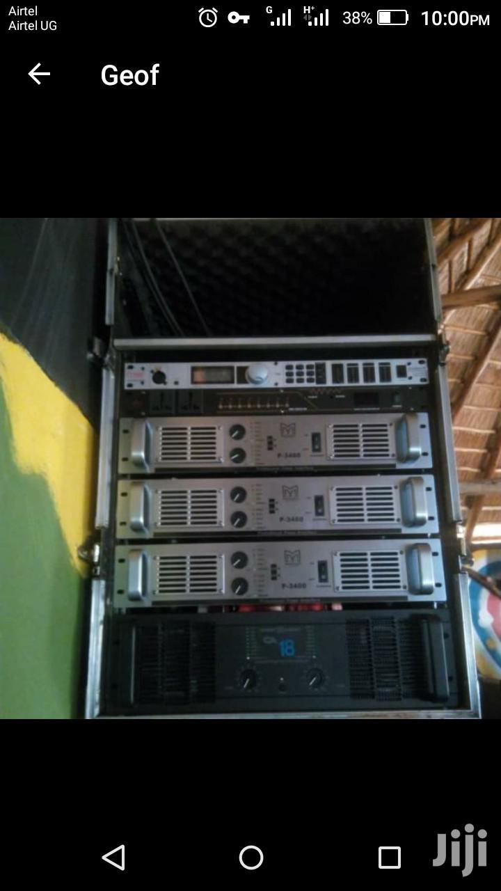 Archive: Martin Audio Power Amplifier