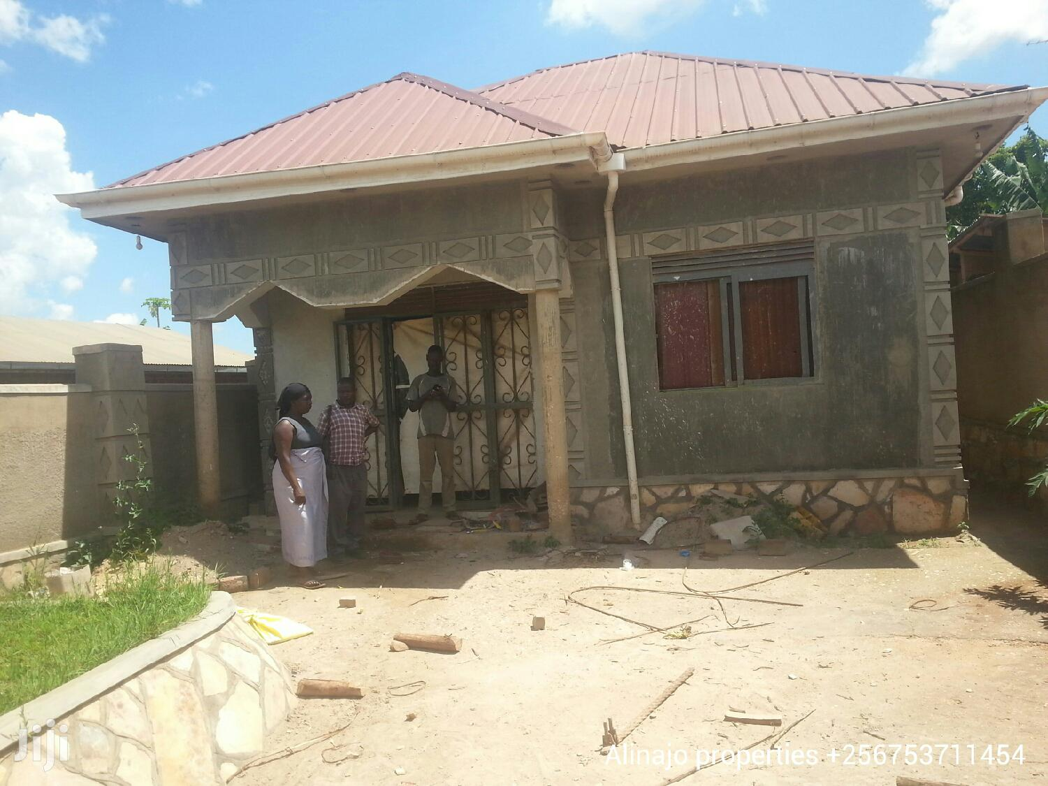 House for Sell With Land Tittle in Gayaza Namavundu