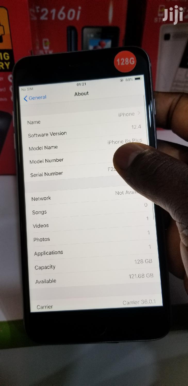 Apple iPhone 6s Plus 128 GB Gray | Mobile Phones for sale in Kampala, Central Region, Uganda
