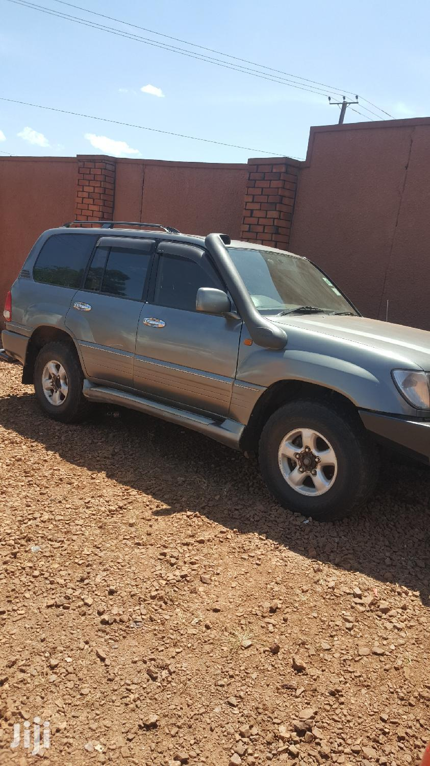 Toyota Land Cruiser 2004 Gray | Cars for sale in Kampala, Central Region, Uganda