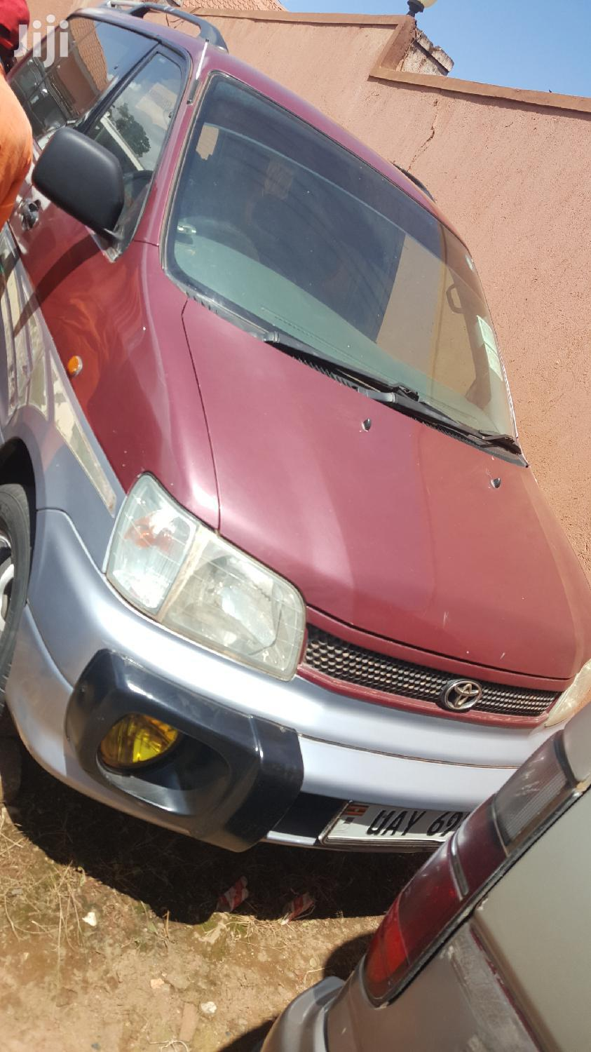 Toyota Noah 1998 Red | Cars for sale in Kampala, Central Region, Uganda