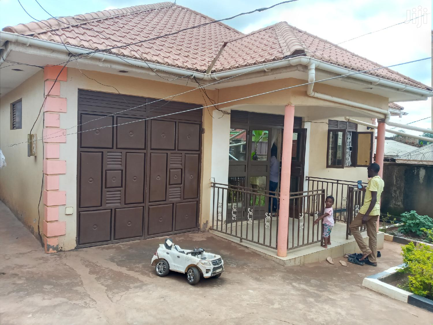 Three Bedroom House In Buloba For Sale
