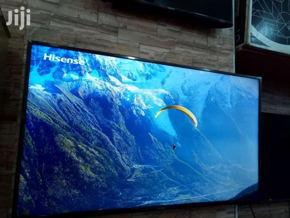 NEW HISENSE 55 Inches SMART ULTRA HD 4K DIGITAL FLAT SCREEN | TV & DVD Equipment for sale in Kampala, Central Region, Uganda