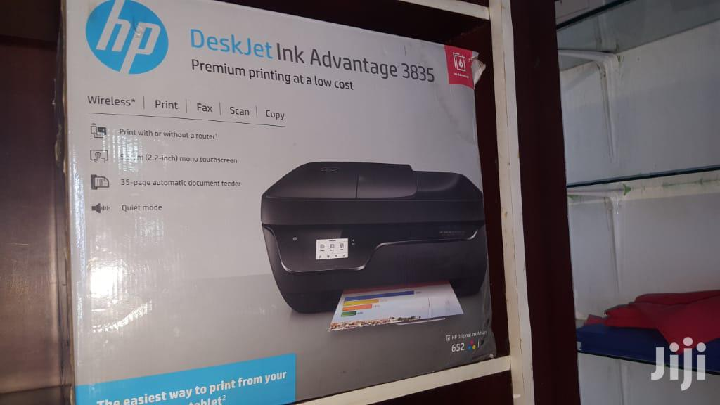 Archive: Deskjet 3835 Printer
