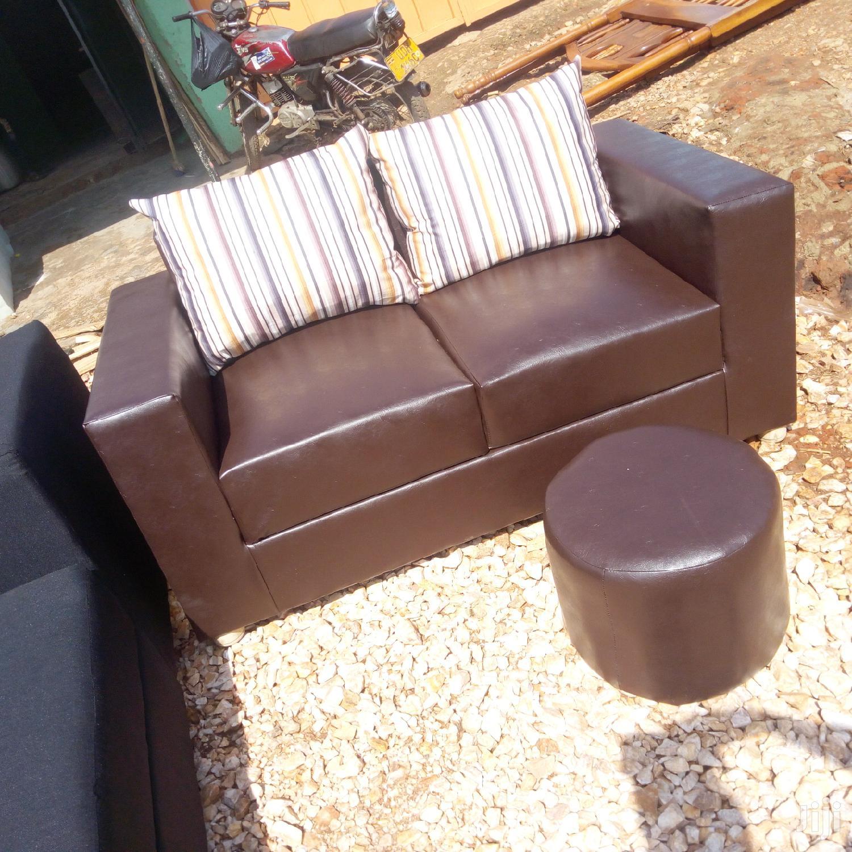 Coffee Brown Sofa