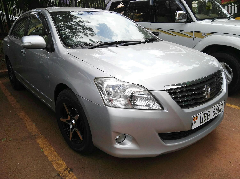 Toyota Premio 2008 Silver   Cars for sale in Kampala, Central Region, Uganda