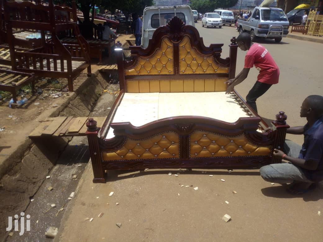 King Wide Bed 6 By 6 Furniture