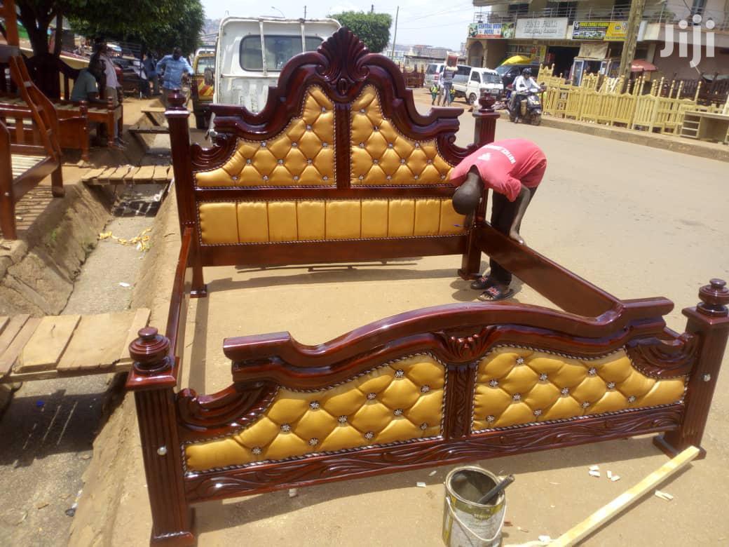 King Wide Bed 6 By 6 Furniture | Furniture for sale in Kampala, Central Region, Uganda