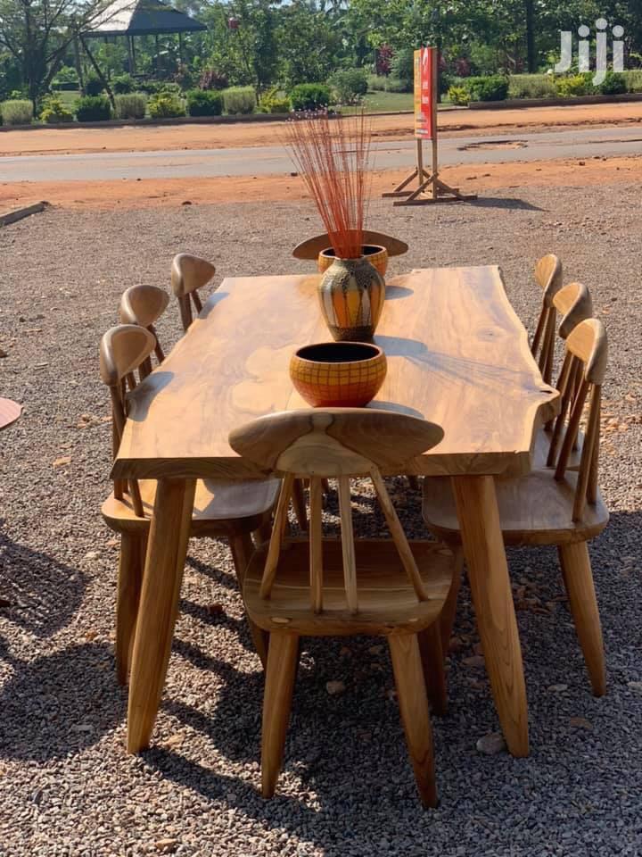 Archive: Craft Dining Table