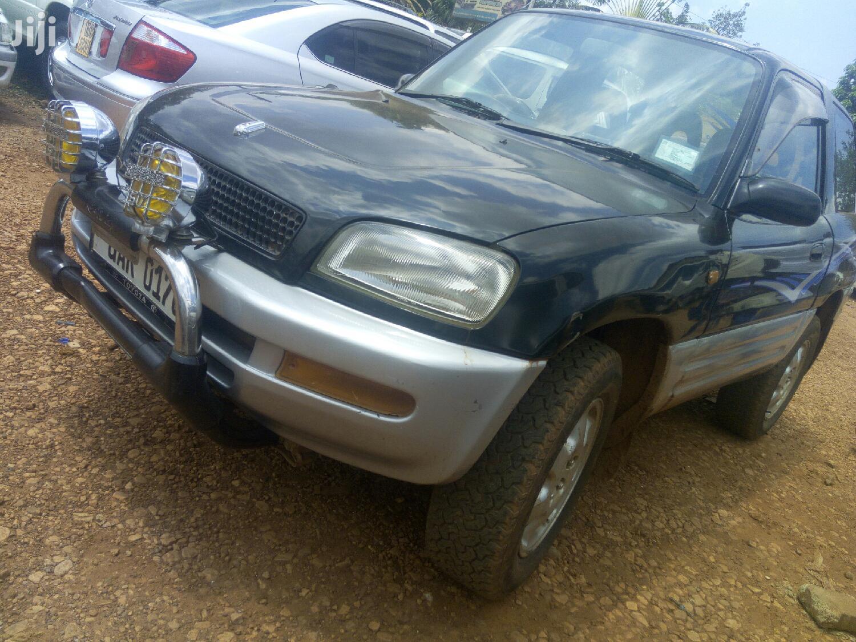 Toyota RAV4 1999 Black | Cars for sale in Kampala, Central Region, Uganda