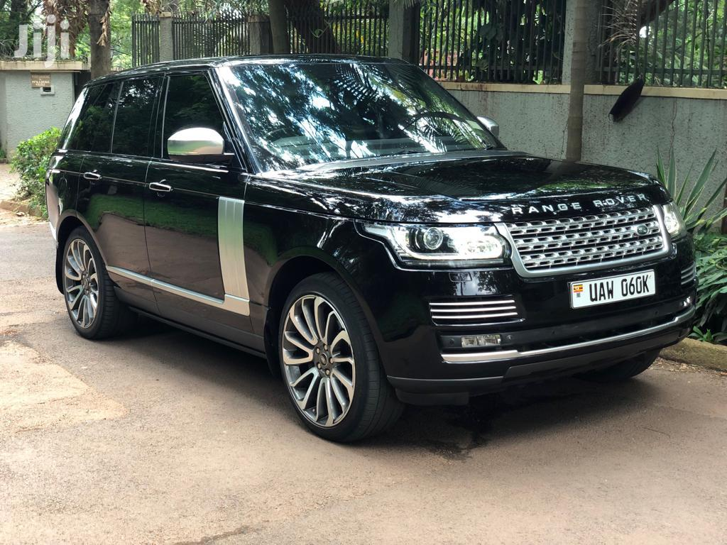 Land Rover Range Rover Sport 2017 Black | Cars for sale in Kampala, Central Region, Uganda
