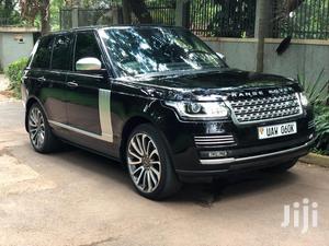 Land Rover Range Rover Sport 2017 Black