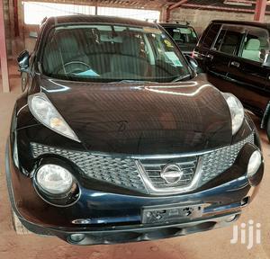 Nissan Juke 2013 Black