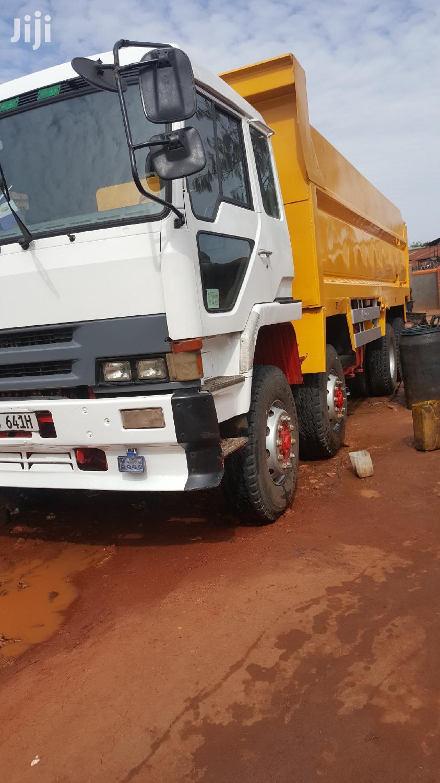 12 Wheelers Fuso Dumper Truck | Trucks & Trailers for sale in Kampala, Central Region, Uganda