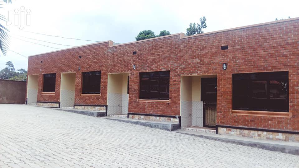 Classic 1bedroom 1bathroom House For Rent In Najjera