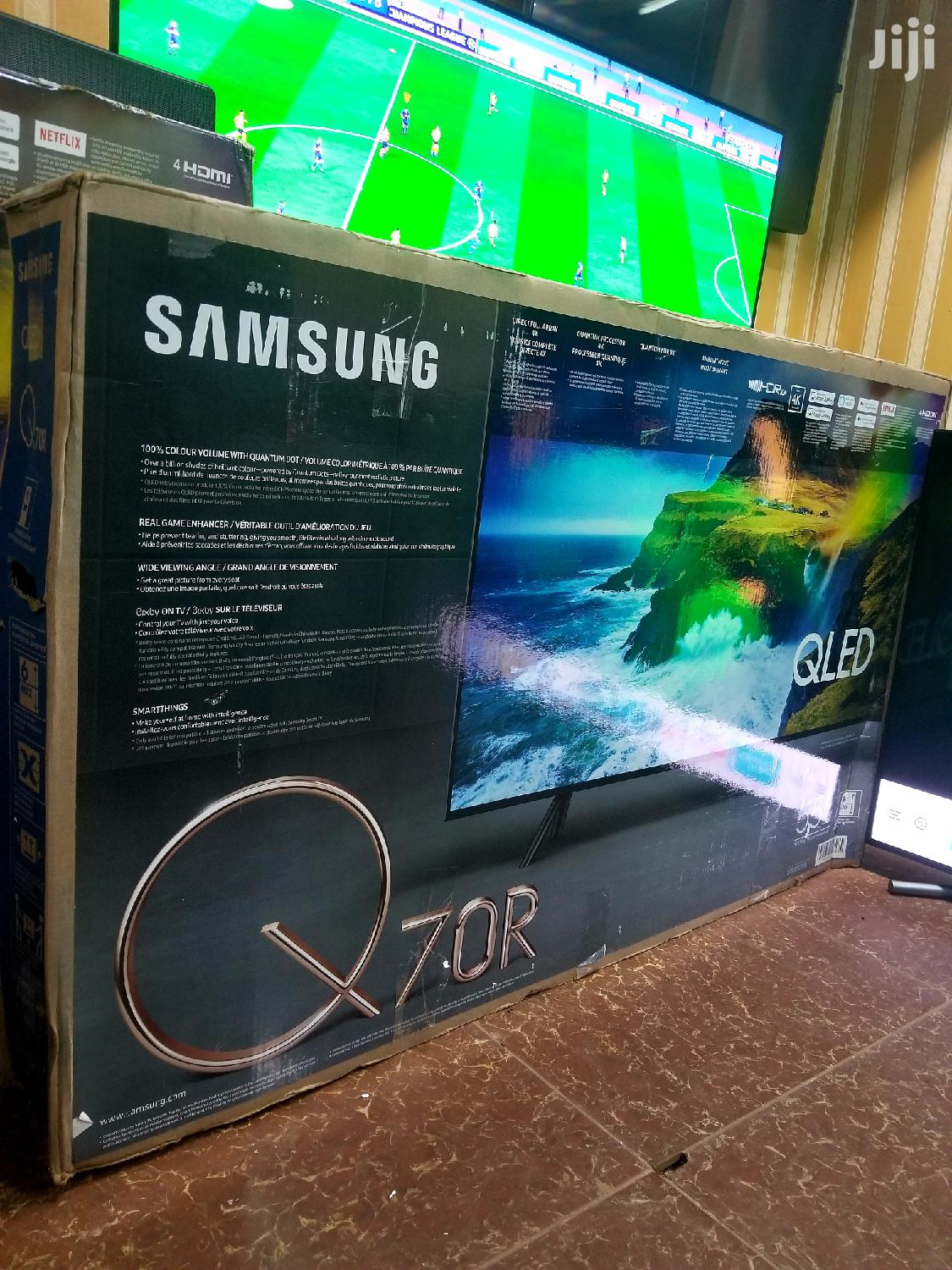 Brand New Samsung QLED Series 9 Tv 55 Inches