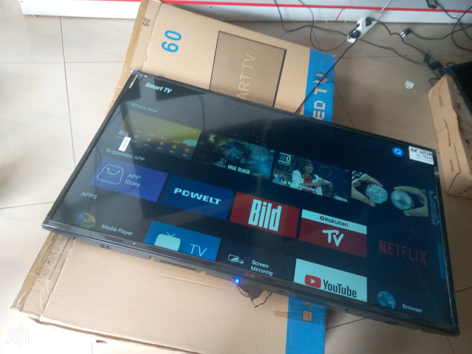 LG Smart 4k Tv 60 Inches