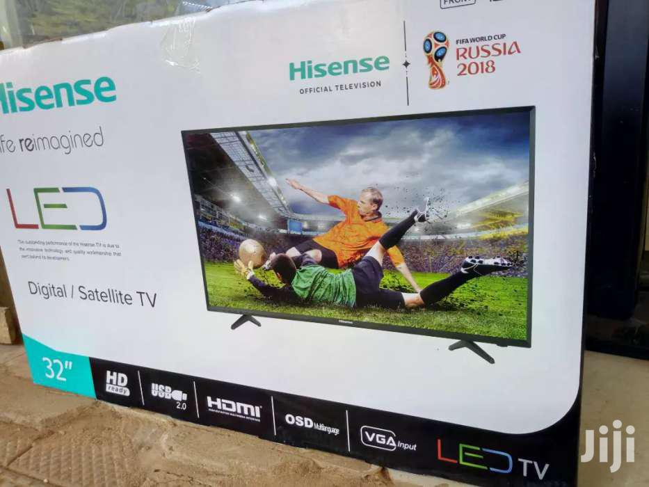 Brand New Hisense Flat Screen TV 32 Inches