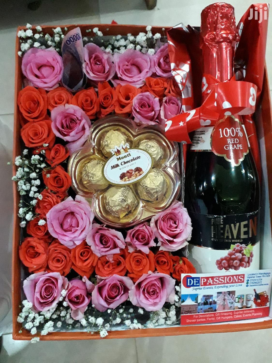 We Make Gift Packages