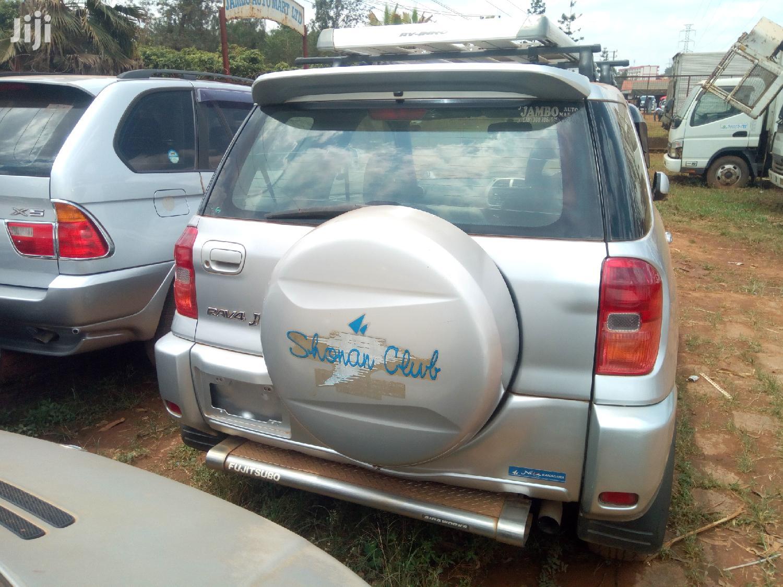 Toyota RAV4 2003 Silver | Cars for sale in Kampala, Central Region, Uganda