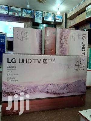 LG 49inches UHD 4K Smart