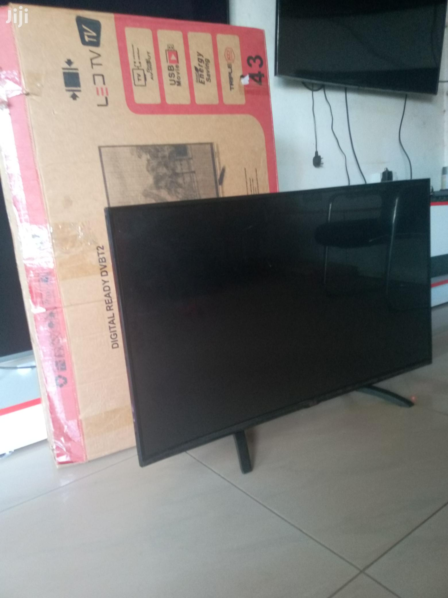 LG Smart 4k Tv 43 Inches