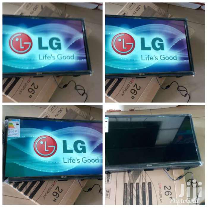 26 Inches Led Lg Flat Screen Digital