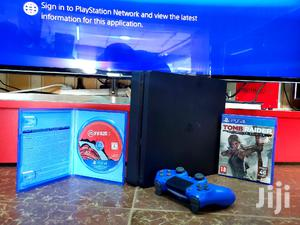 Ps4 Slim Machine With 2 Games | Video Game Consoles for sale in Central Region, Kampala