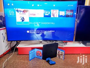 Ps4 Slim Machine With Fifa 20 and Controllers | Video Game Consoles for sale in Central Region, Kampala