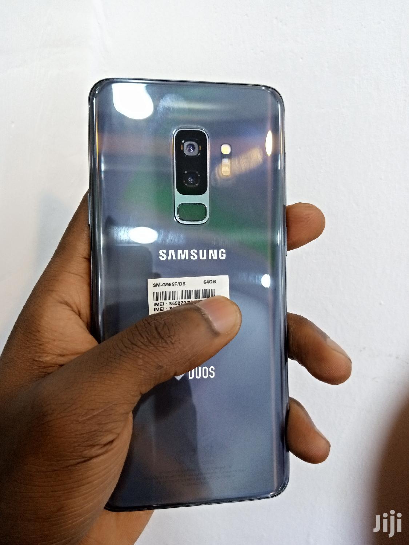 Archive: Samsung Galaxy S9 Plus 64 GB Gray