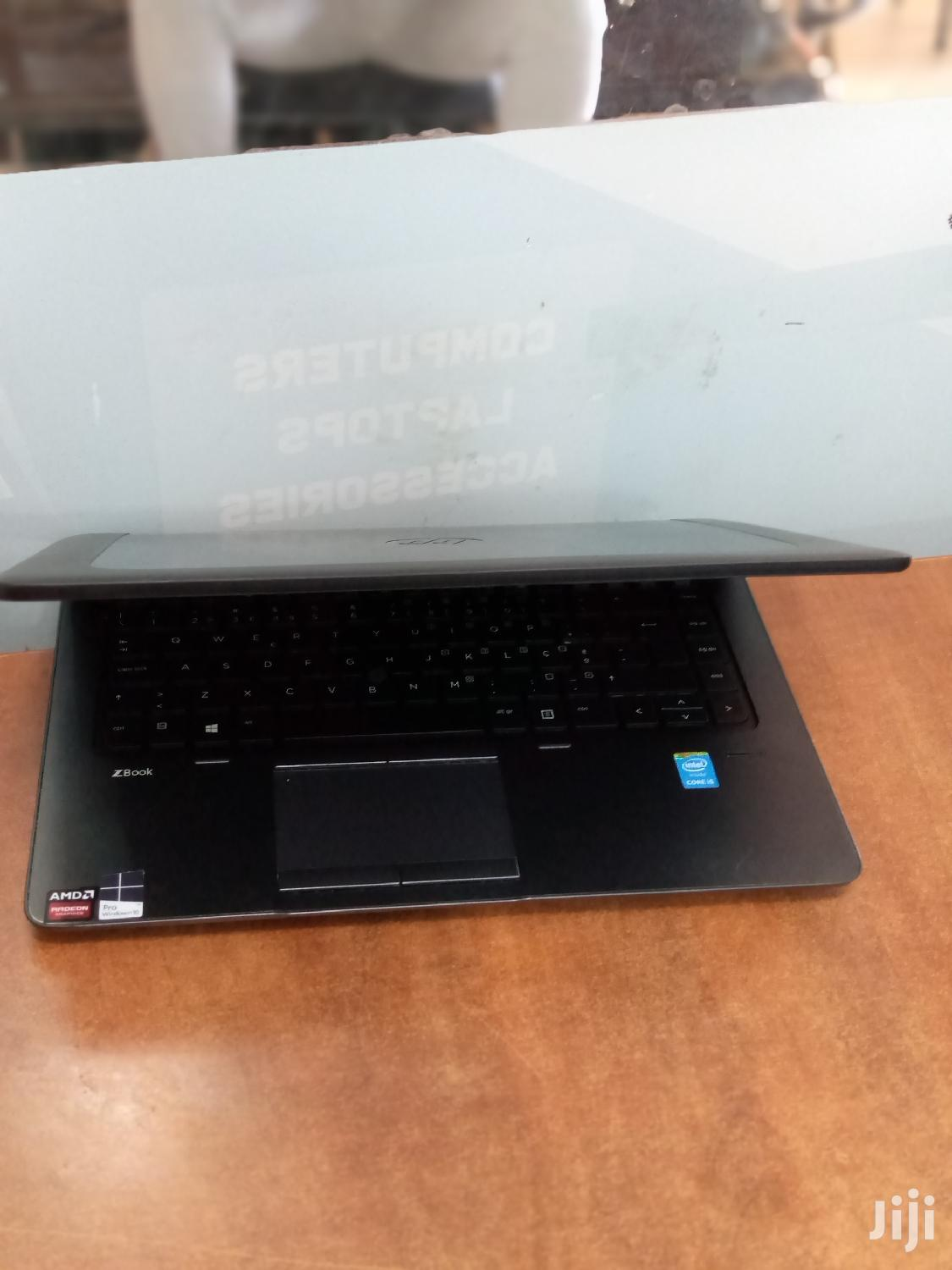 New Laptop HP ZBook 14 G2 8GB Intel Core I5 HDD 500GB | Laptops & Computers for sale in Kampala, Central Region, Uganda