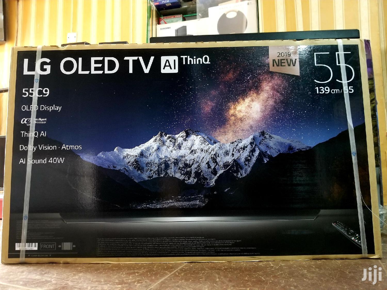 New LG Oled C9 Smart Uhd 4K TV 55 Inches
