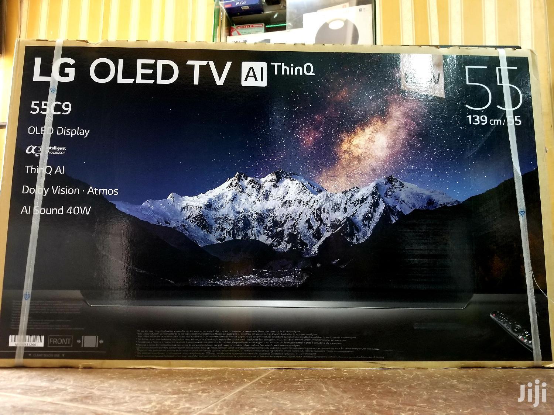 New LG Oled C9 Smart Uhd 4K TV 55 Inches | TV & DVD Equipment for sale in Kampala, Central Region, Uganda