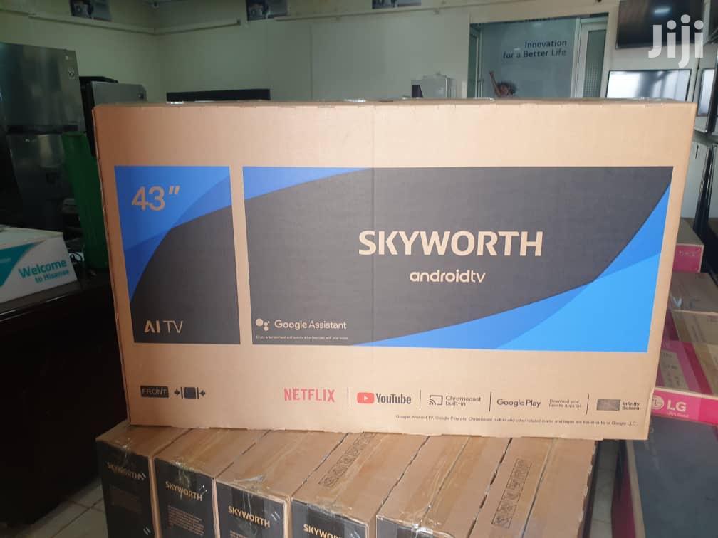 43 Inches Skyworth Smart Flat Tv
