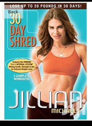 30 Day Shread By Jillian Micheals | Books & Games for sale in Central Region, Kampala
