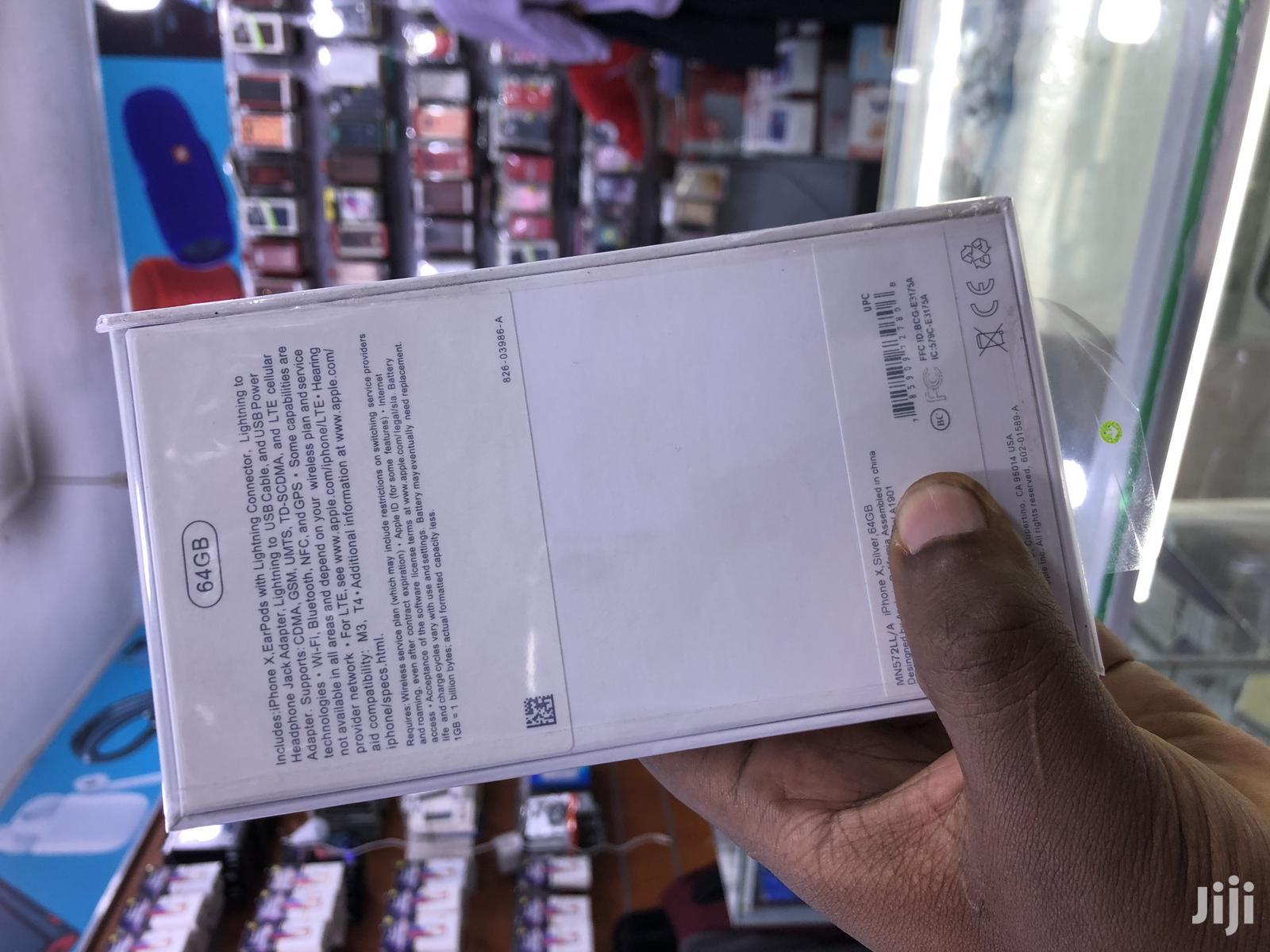 New Apple iPhone X 64 GB | Mobile Phones for sale in Kampala, Central Region, Uganda