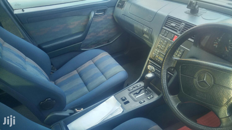 Mercedes-Benz C200 2001 Blue | Cars for sale in Kampala, Central Region, Uganda