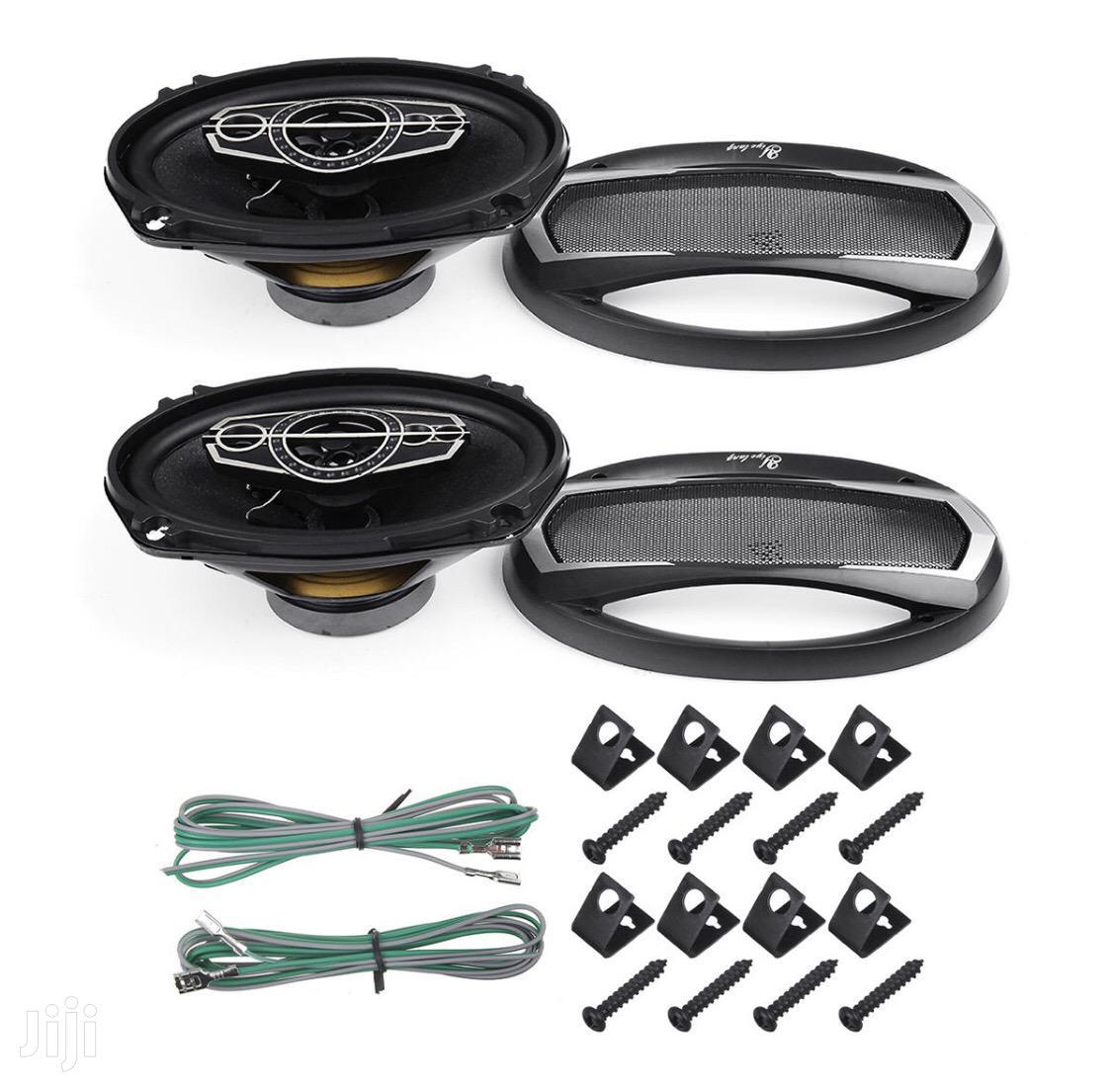Full Range Car Bass Speakers for Rear