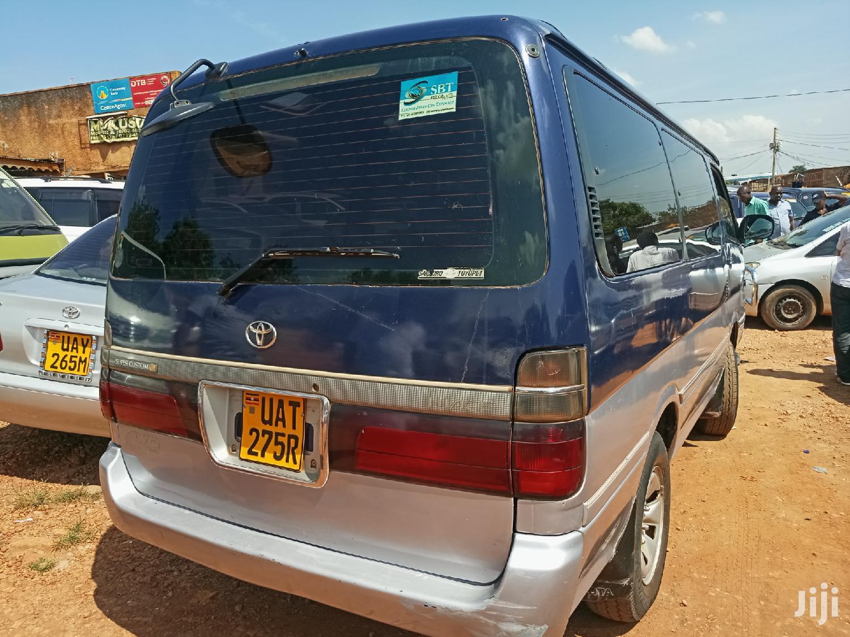 Archive: Toyota Super Custom 1996 Blue