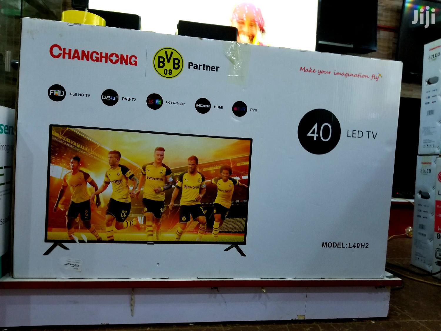 New Changhong LED Flat Screen TV 40 Inches