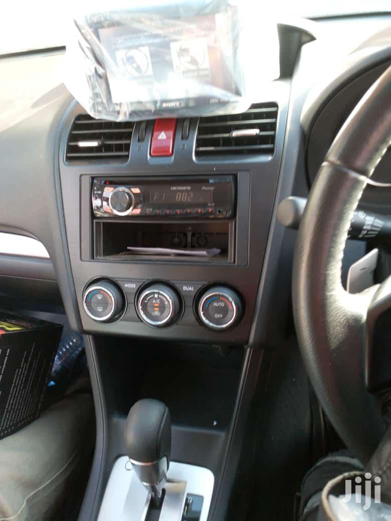 Car Radio For Subaru Forester