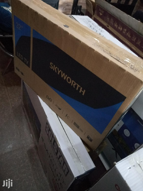 Skyworth LED Digital Flat Screen TV 32 Inches
