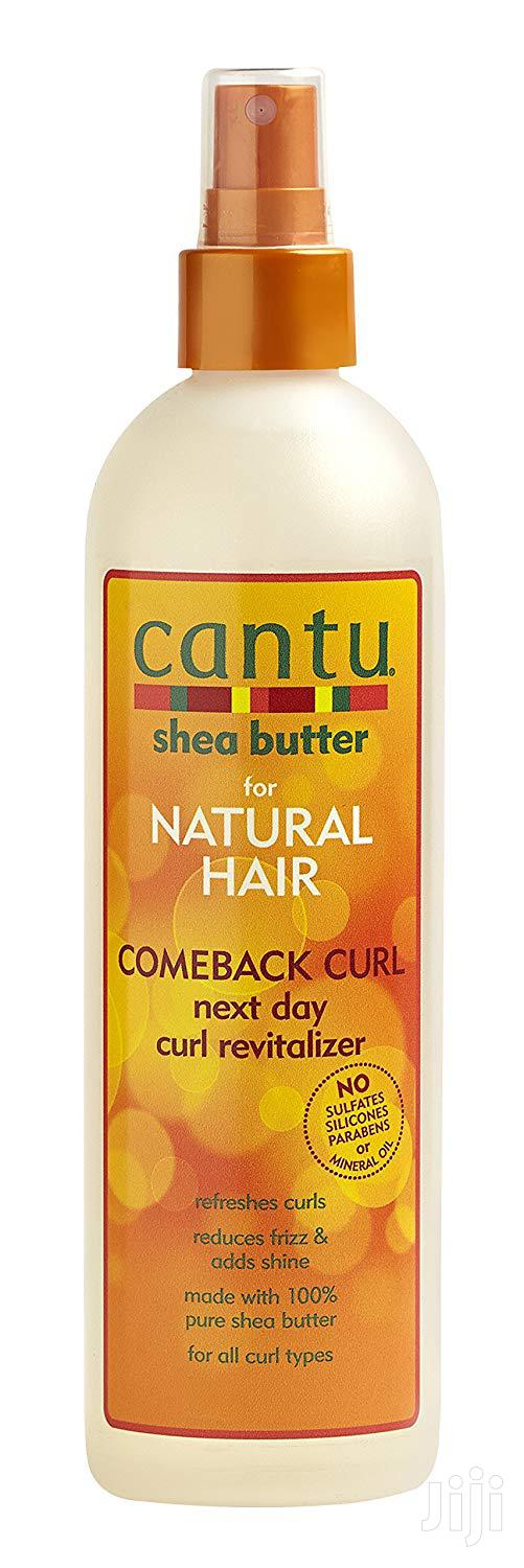 Cantu Natural Hair Comeback Curl Next Day 355ml