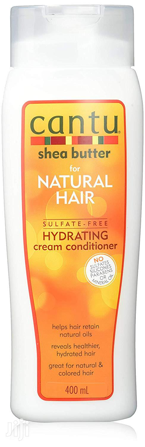 Cantu Natural Hair Hydrating Cream Conditioner 400 Ml