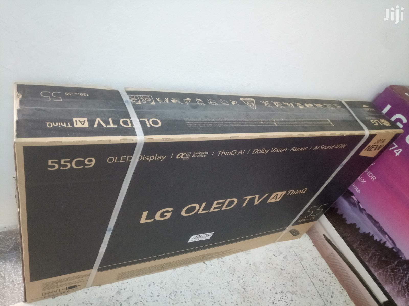 LG LED Oled C9 TV 55 Inches